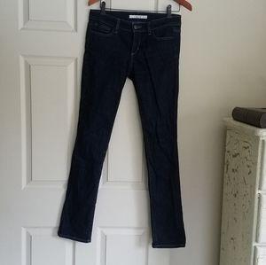 Joe's Jeans 27 Actual 31x33 Cigarette Leg Excellnt